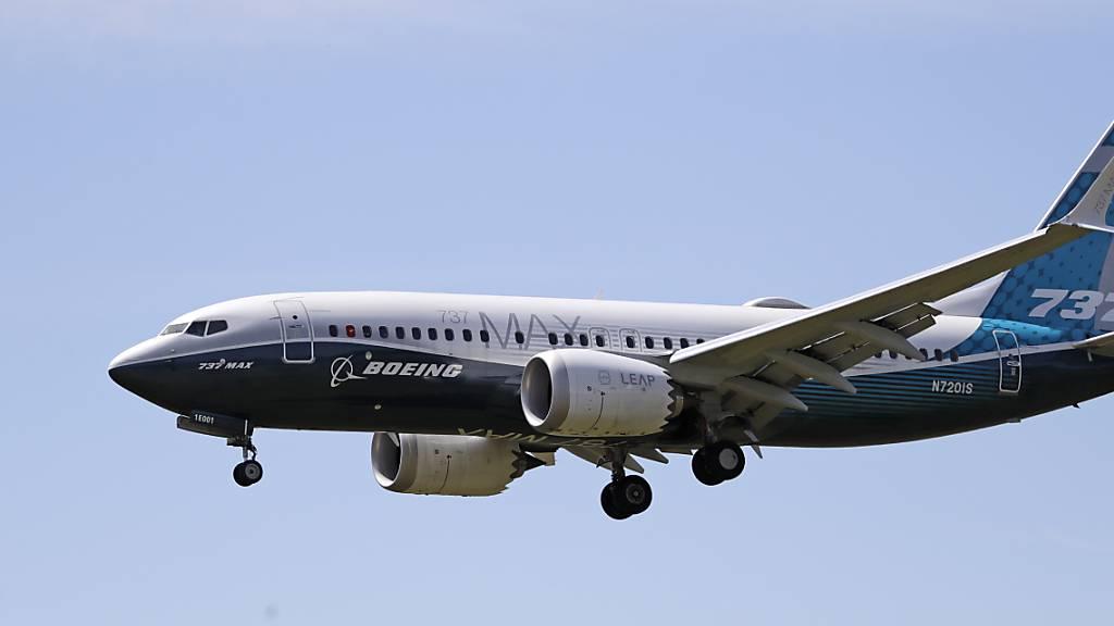 Boeing 737 Max noch im November wieder über den Wolken