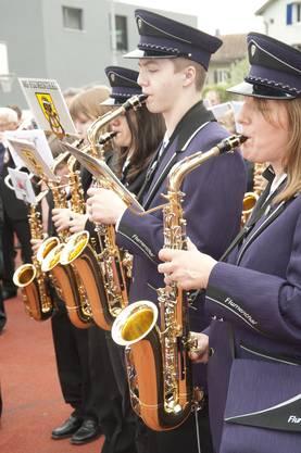 Saxofone soweoit das Auge reicht (Gesamtchor)