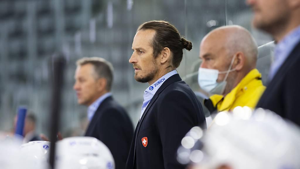 Gegen Lettland geht es laut Nati-Trainer Patrick Fischer darum, «ein gutes Gefühl» für die WM zu holen.