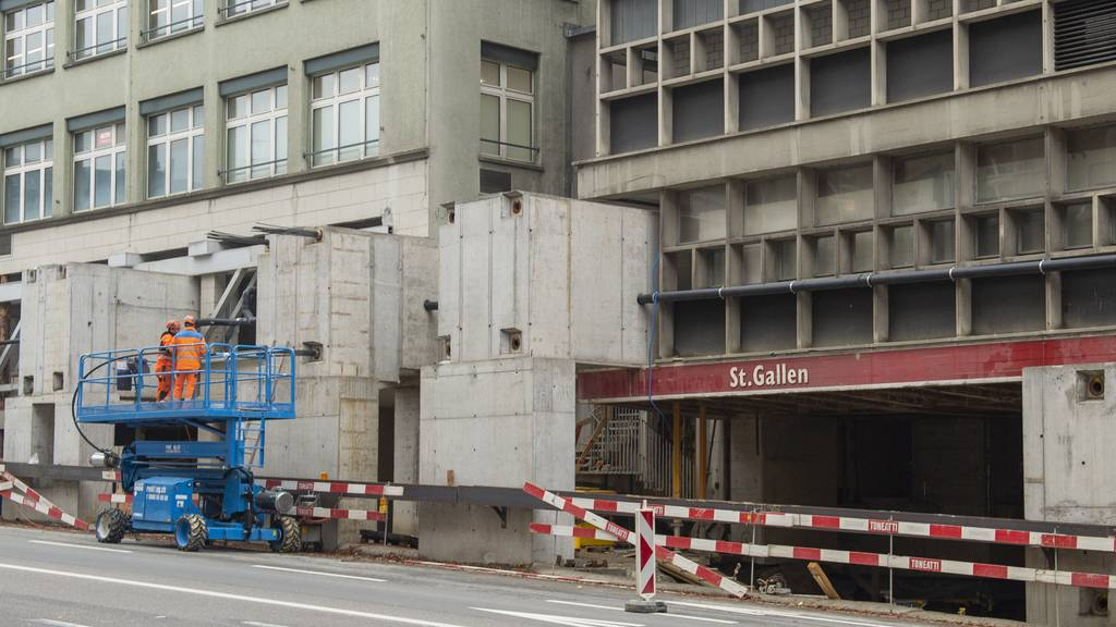 UG25: Pensionskasse beauftragt ausländische Firma – Cityparking ist enttäuscht