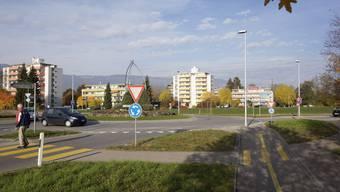Der Gemeinderat will keine Landi auf der Wiese vor den Blockbauten.