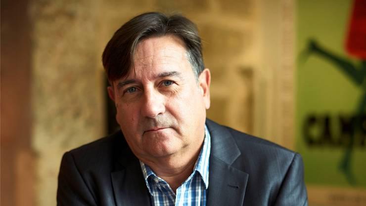 Alain Claude Sulzer will kein umfassendes Bild von Basel zeichnen. Roland Schmid
