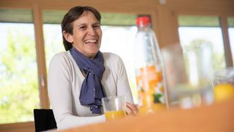 Erica Franz, Freiwillige im Baschi Pfarreiheim in Deitingen.