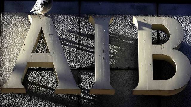 Die Allied Irish Bank ist wie andere irische Banken unter Druck