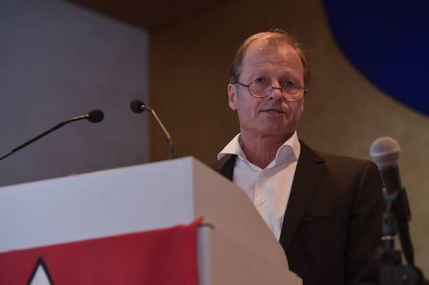 Kulturpreisträger Marc Reist.