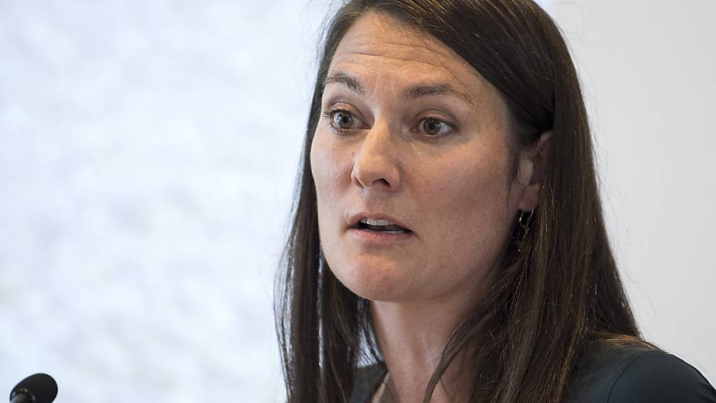 APK-Präsidentin Moser: «Bislang keine Reaktion von anderen Staaten»