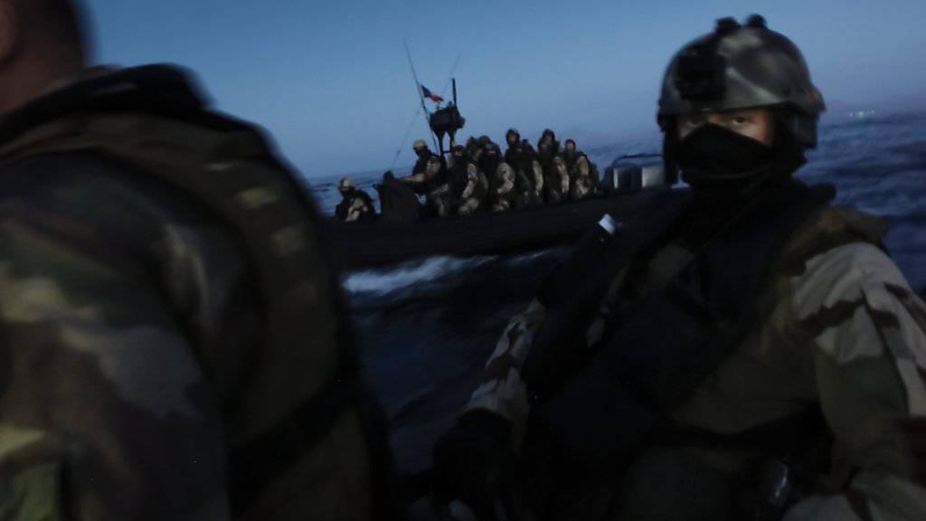 """""""Zu wenig Wirkung"""": EU-Einsatz gegen Schlepper im Mittelmeer (Symbolbild)"""