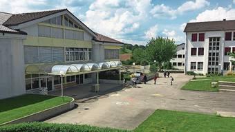 Das Ex-Oberstufenschulhaus Gontenschwil.