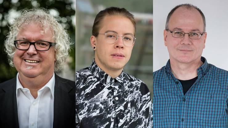 Bossard, Vock, Chopard: Wer profitiert von der Regierungsratswahl?