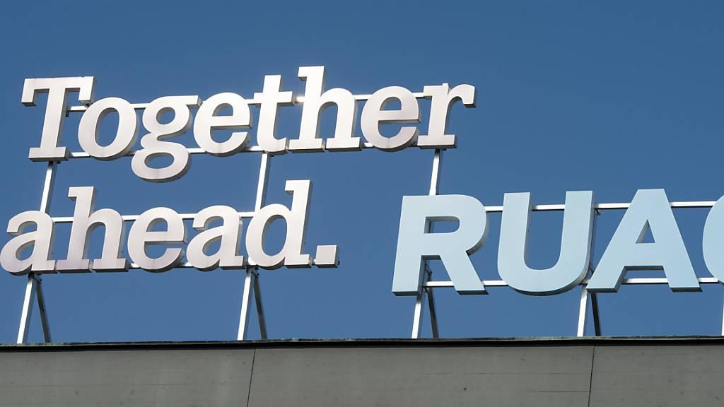 Ruag International hat einen neuen Chef gefunden (Archivbild).