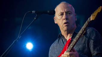 Mark Knopfler kommt ans Festival St. Peter at Sunset.  (Archiv)
