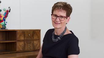 Sabine Pegoraro tritt nach 16 Jahren in der Kantonsregierung zurück.