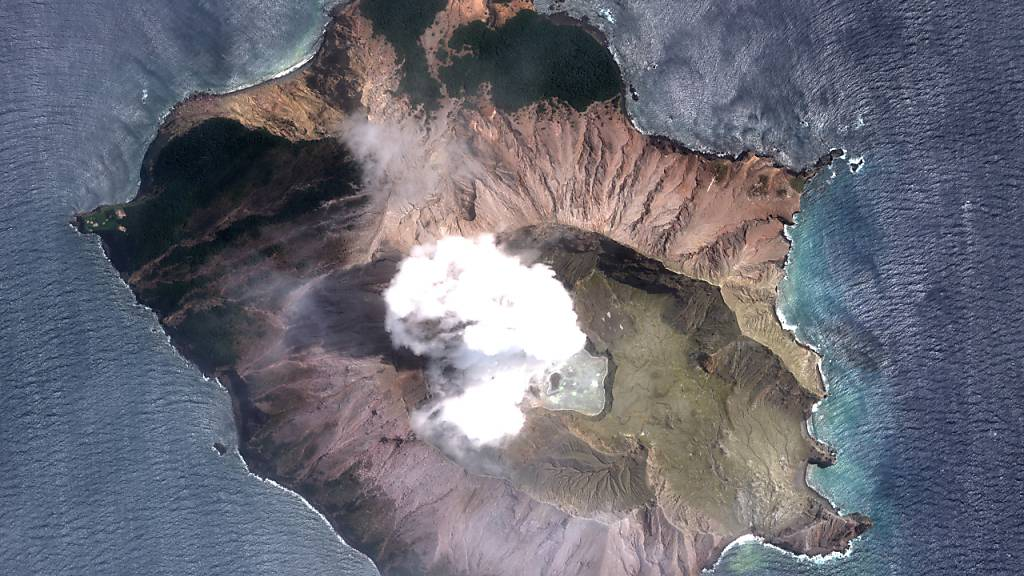 Vulkan-Opfer in Neuseeland sollen am Freitag geborgen werden