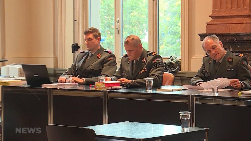 Freie Bahn für Munitionsdieb aus Ostermundigen