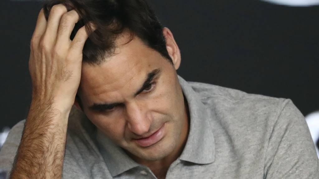 Roger Federer nach Knie-OP mit Pause bis und mit French Open
