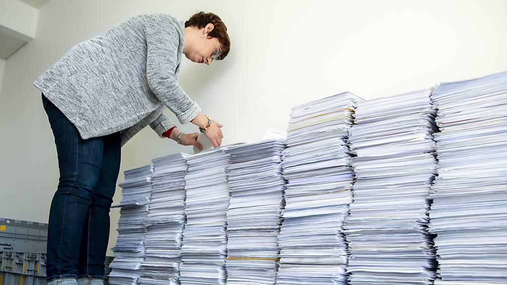 Bundesrat verlängert Kurzarbeitsentschädigung auf 18 Monate