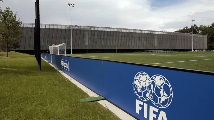 Der Hauptsitz der FIFA am Zürichberg
