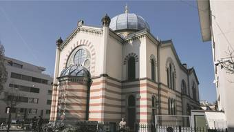 Sicherheitspersonal und bauliche Hürden: Die Massnahmen bei der Basler Synagoge kosten die jüdische Gemeinde viel Geld Kenneth Nars