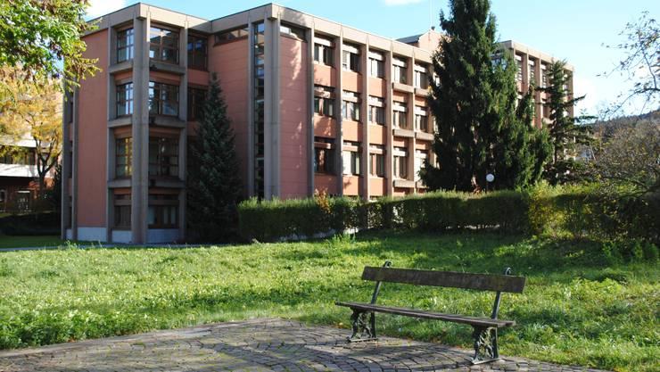Flexibel: Bei Bedarf könnte das Schliermer Stadthaus, wie schon im Jahre 1992, nochmals erweitert werden . (Bild: Sidonia Küpfer)