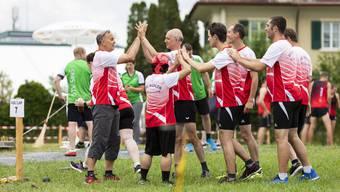 PluSport am Eidgenössischen Turnfest (21.6.19)