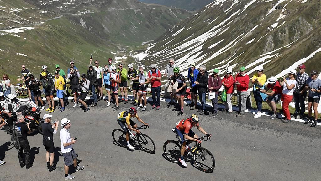 Tour de Suisse findet 2020 nicht statt