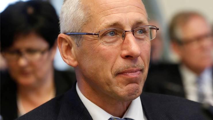 Peter Brügger.