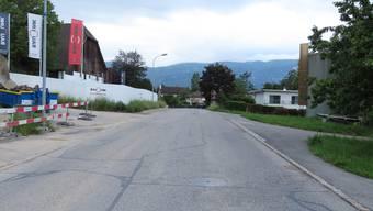 An der Schöngrünstrasse sollen zwei neue Bushaltestellen erstellt werden.