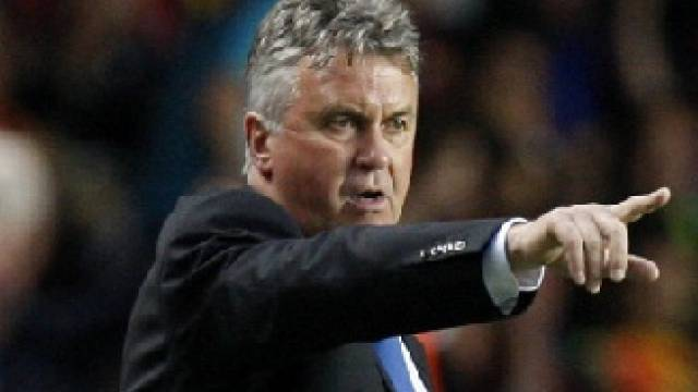 An Angeboten wird es Guus Hiddink wohl nicht fehlen...