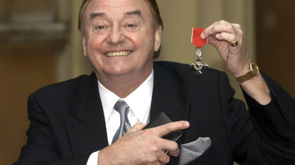 «You'll Never Walk Alone»-Sänger Gerry Marsden gestorben