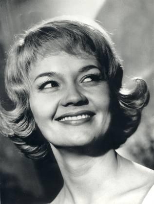 Wenn Liselotte Pulver, hier auf einem undatierten Bild, in den fünfziger Jahren auf der Leinwand lachte, war gute Laune garantiert.