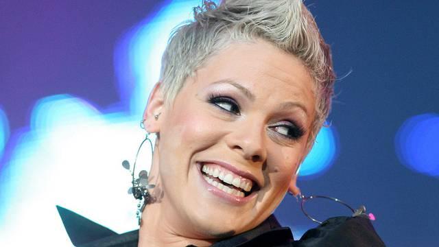 Sängerin Pink hat allen Grund zur Freude (Archiv)