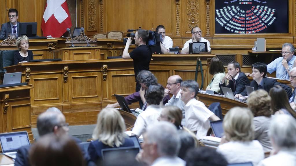 Kommission will Handlungsspielraum des Parlaments nicht einschränken