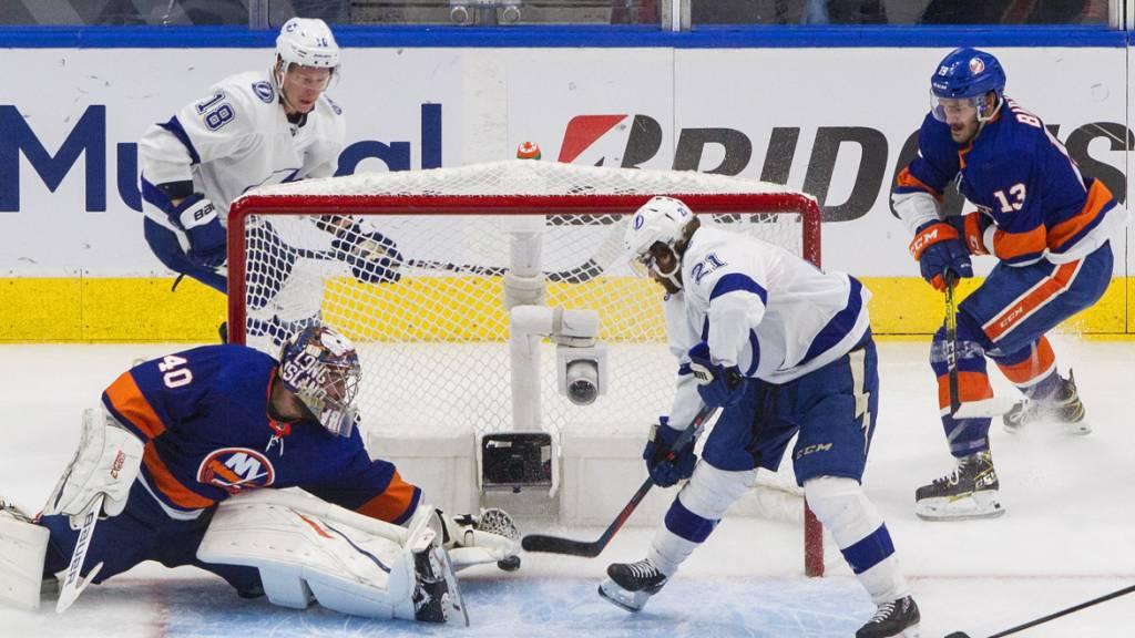 Tampa Bay vor Einzug in den Stanley-Cup-Final