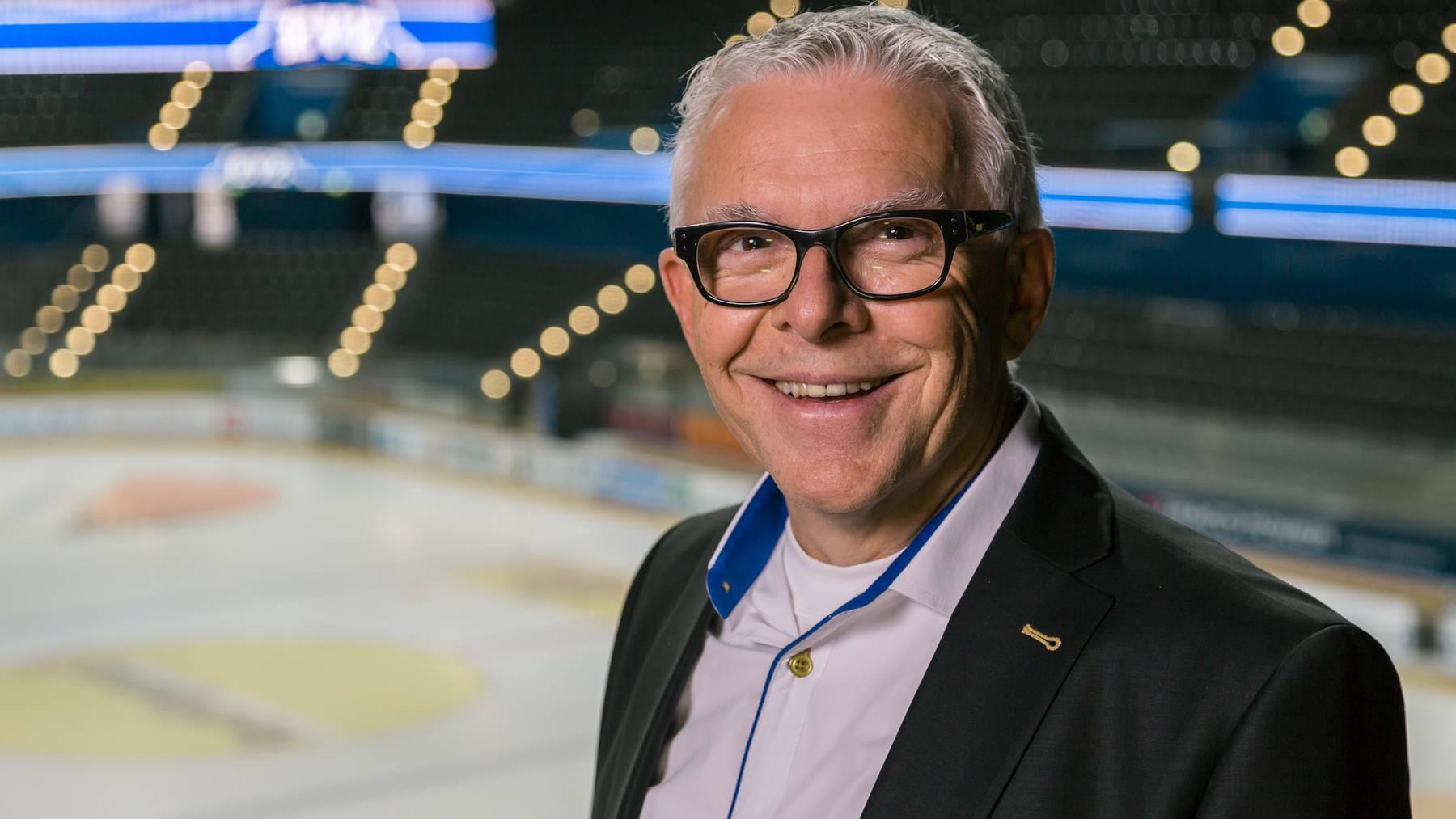 Cham soll zu einer Eishockey-Metropole werden