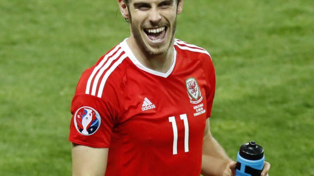 Von Gareth Bale sind weitere Tore gefragt