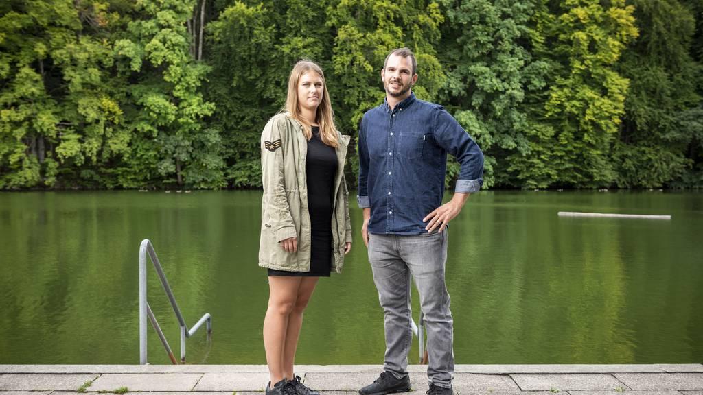 Melanie und Diego Schweizer organisieren neu das Weihern-Festival.