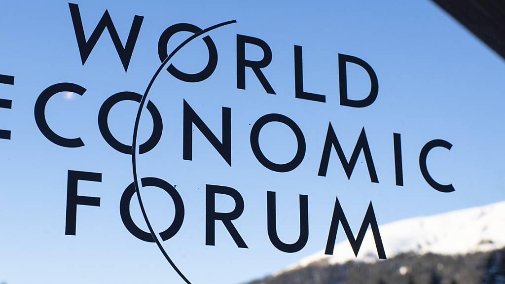Weltwirtschaftsforum soll 2022 wieder in Davos stattfinden