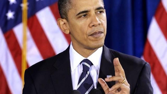 Barack Obama stellt die Verbesserung der Wirtschafts- und Beschäftigungslage in den Mittelpunkt seiner Rede zur Lage der Nation