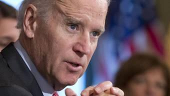 US-Vizepräsident Joe Biden (Archiv)