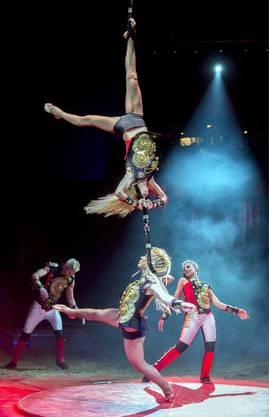 Circus-Theaters Bingo aus der Ukraine
