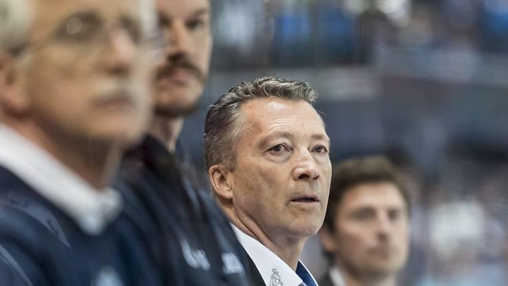 Zugs Cheftrainer heisst weiterhin Harold Kreis