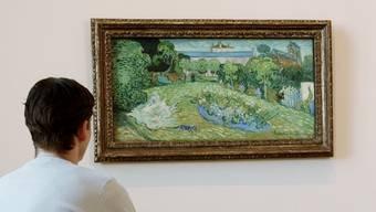 Gehört zur Sammlung Staechelin: Van Goghs «Le jardin de Daubigny».