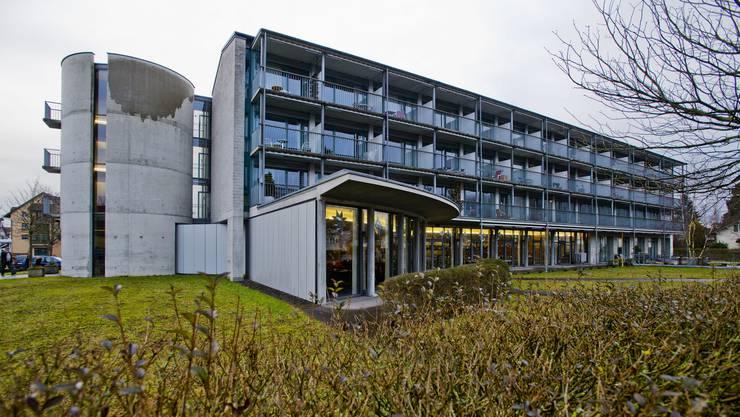 Das Altersheim Eigenamt in Lupfig.