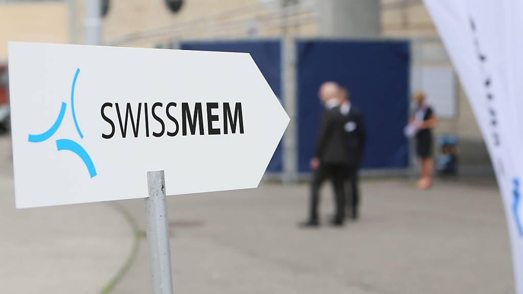 Schweizer Industrie sieht das Schlimmste noch kommen
