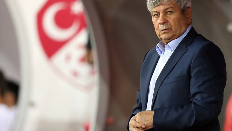 Zeit als Coach der türkischen Nationalmannschaft abgelaufen: der Rumäne Mircea Lucescu