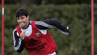Sergio Agueros Transfer zu Manchester City ist perfekt