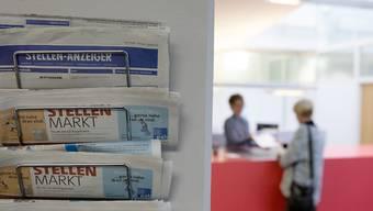 Solothurner Arbeitslosenquote sinkt auf 2,1 Prozent (Symbolbild)