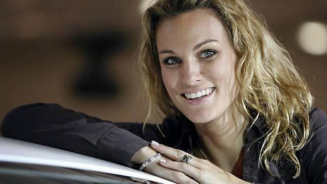 Rennfahrerin und Schauspielerin Christina Surer (Archiv)