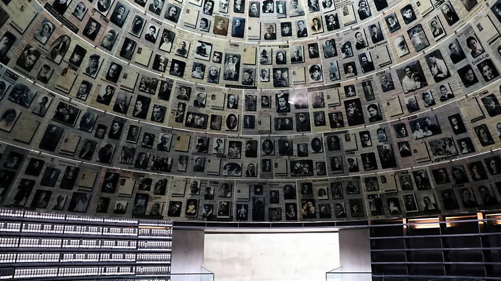 Yad Vashem zeigt Zeremonie zum Holocaust-Gedenktag online