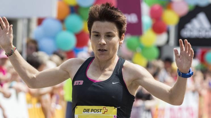 Maja Neuenschwander gilt als Schweizer Marathon-Hoffnung.